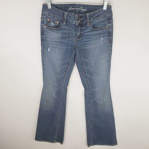 American Eagle Stretch Artist Jeans size 0 short
